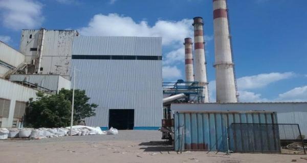 سلطة لحج تدشن مشروع توليد الطاقة الكهربائية من النفايات بقوة 100 كيلو وات