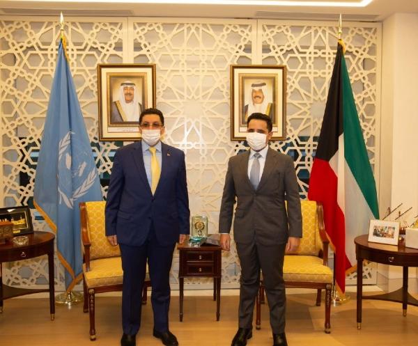 الكويت تؤكد دعمها للجهود الدولية لإنهاء الحرب في اليمن
