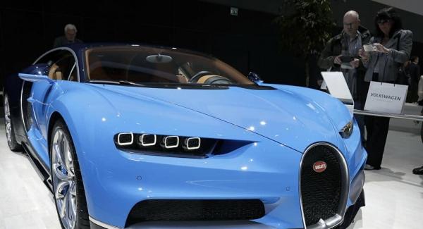 4 سيارات تحطم أرقاما قياسية عالمية بسرعات تتجاوز 450 كلم في الساعة