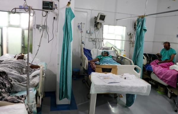 ثماني وفيات و44 إصابة جديدة بكورونا في اليمن