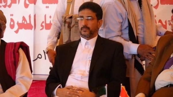 آل عفرار يتعهد بالدفاع عن المهرة من المتربصين بها