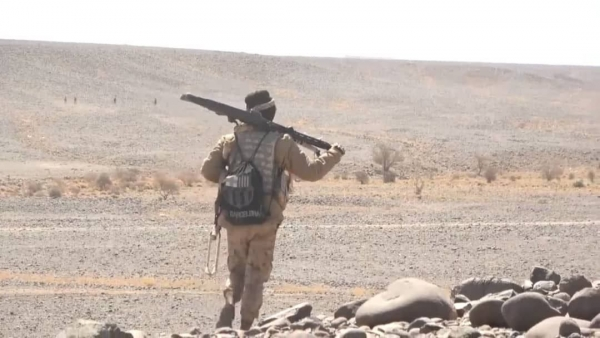 الجيش الوطني يواصل عملياته العسكرية ضد الحوثيين في أربع محافظات