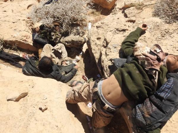 مقتل أكثر من 16 حوثياً بمعارك للجيش الوطني غربي مأرب