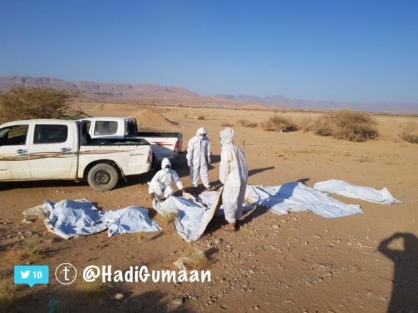 نجاح صفقة تبادل جثامين بين القوات الحكومية والحوثيين بوساطة محلية