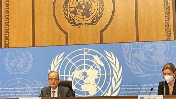 سوريا.. المبعوث الأممي يعلن موافقة النظام والمعارضة على صياغة دستور جديد