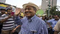 الشرطة تستدعي زعيم نهضة ماليزيا للتحقيق معه بسبب مشاركته في مظاهرات ضد الفساد