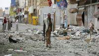 الإمارات تكثف من ضرباتها الجوية والانفجارات تهز العاصمة صنعاء