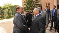 مصادر: محيط الرئيس هادي تخلص من  نايف البكري لاستبداله بمقربين من المخلوع