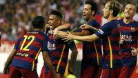 دوري أبطال اوروبا: برشلونة يكتفى بنقطة في روما