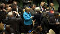 ميركل: حان الوقت لإصلاح مجلس الأمن الدولي