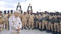 وصول 300 جندي سوداني إلى مدينة عدن