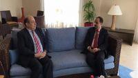 مصر تؤكد دعمها للشرعية الدستورية بقيادة الرئيس هادي