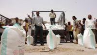 ﺗﻜﺘﻞ وجهاء ريمة يدعو منظمة الأمم المتحدة  للضغط على الحوثيين لإعادة المساعدات الإنسانية