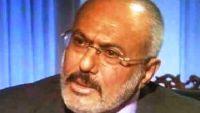 ماذا وراء دعوة علي عبد الله صالح لوقف القتال وسحب المسلحين من تعز ؟