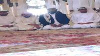 محافظ مأرب في ابوظبي بدعوه من محمد بن زايد