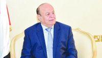 الرئيس هادي يكشف عن تغييرات مرتقبة في عدن قريبا