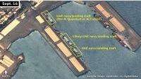 الكشف عن وجود بحري اماراتي في ميناء عصب الارتيري (تقرير)