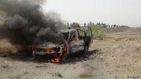 مقتل مسؤول تسليح الحوثيين في البيضاء وقيادي آخر و7 مرافقين في عمليتين نوعيتين بالبيضاء (فيديو)