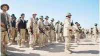 قائد أركان اللواء 101 : العثور على صواريخ حوثية بالجوف محلية الصنع