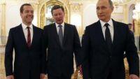 دراسة: لماذا يمشي بوتين بهذه الطريقة؟