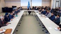 """مصادر: محادثات جنيف تمر بمرحلة حرجة وملف المعتقلين """"شائك"""""""