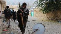 """المقاومة الشعبية تستعيد السيطرة على """"كرش"""" بمحافظة لحج"""
