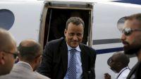 إسماعيل ولد الشيخ يصل صنعاء للتشاور حول جولة المحادثات المقبلة
