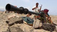 قتلى وجرحى من الحوثيين في كمين لمقاومة إب بنقيل سمارة