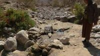 مأرب : عشرات الجثث المتحللة التابعة للحوثيين وقوات صالح متناثرة بين مأرب صنعاء
