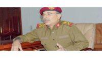 قائد المنطقة العسكرية الرابعة يستقبل العميد البحش ويؤكد دعمه للمجلس العسكري في إب