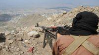 تعز : مقتل 19 من الحوثيين حصيلة مواجهات اليوم وقتلى وجرحي من المدنيين