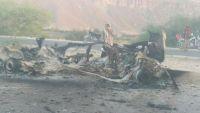 مقتل اثنين من عناصر القاعدة في غارة لطائرة بدون طيار بحضرموت