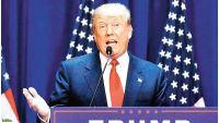 ترامب يدعو لبناء سور أميركا العظيم لحماية المسيحيّة من اللاجئين