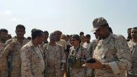 قائد المنطقة العسكرية الخامسة : المليشيا في انهيار تام ونتحرك نحو الشريط الساحلي
