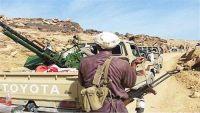 اشتعال المواجهات بجبهة حمك بالضالع بين المليشيا الانقلابية والجيش الوطني