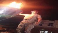 احتفالية جماهيرية بذكرى ثورة فبراير في مأرب والشدادي يوقد شعلتها الخامسة (فيديو خاص)