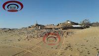 مليشيا الحوثي والمخلوع تستعيد مواقع بالجوف وتقصف مدينة الحزم بصواريخ الكاتيوشا