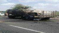 قتيل وعدد من الجرحى في انفجار سيارة مفخخة بمحافظة لحج