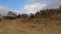 مأرب : مواجهات شرسة وخسائر كبيرة للحوثيين بصرواح