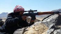 مأرب : هجوم واسع للمقاومة على مواقع المليشيات في صرواح ومقتل العشرات من الحوثيين