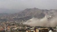 مليشيات الحوثي والمخلوع ترتكب مجزرة جديدة في تعز