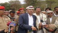 محافظ إب المعين من قبل الحوثيين يوجه بصرف قرابة ستين مليون للاحتفال بيوم الشهيد