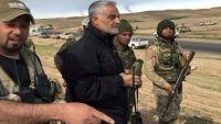 الحرس الثوري يخزّن أسلحة قرب الحدود السعودية العراقية
