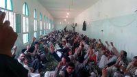 المحويت : اجتماع سري بين المحافظ والمليشيات للبدء بحملة اعتقالات تستهدف المناوئين لهم