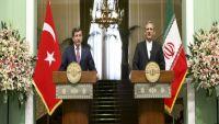 داود أوغلو من طهران: على تركيا وإيران تطوير منظور مشترك لإنهاء الصراع الطائفي