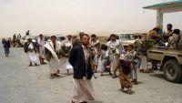 عمران : قيادي حوثي يقتل مواطن أمام المحكمة وسط المدينة