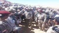 مصدر عسكري ينفي مقتل قائد اللواء 21 ميكا في شبوة