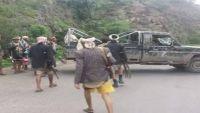 خمسة قتلى من مليشيا صالح والحوثي بهجوم لمقاومة يريم