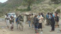 تجدد المواجهات بين مليشيات الحوثي والمقاومة على حدود محافظتي إب والضالع