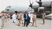 الحكومة اليمنية: ملتزمون بوقف إطلاق النار ابتداءً من 10 أبريل